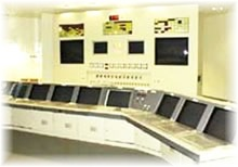 Tuas Power Station: Full replica simulator