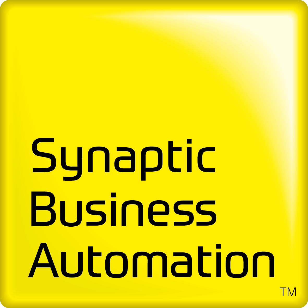 Synaptic Business Automation Logo in Colour