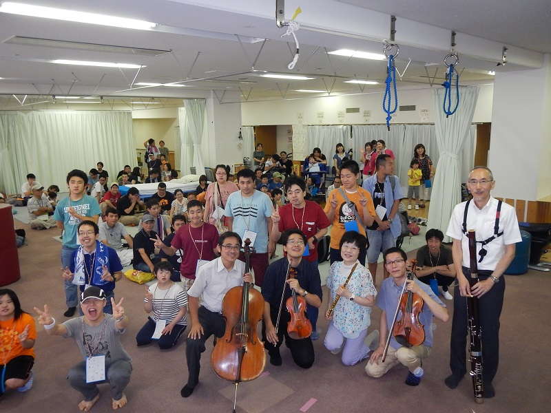 Music workshop(August, 2017)