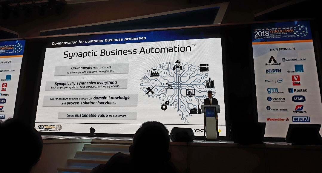 Synaptic Business Automation Launch at