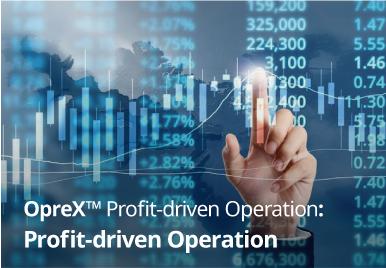 OpreX Profit-driven Operation