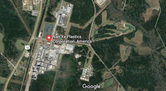 Nan Ya Plastics Corporation, America