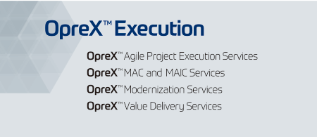 OpreX Execution family name list image