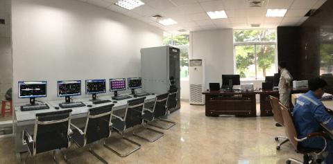 PetroVietnam Ca Mau Fertilizer JSC OTS training room