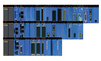 A wide selection of I/O modules