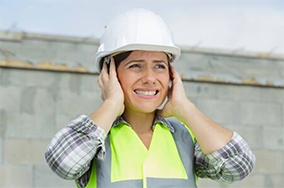 Wireless Noise Surveillance Solution - Workers