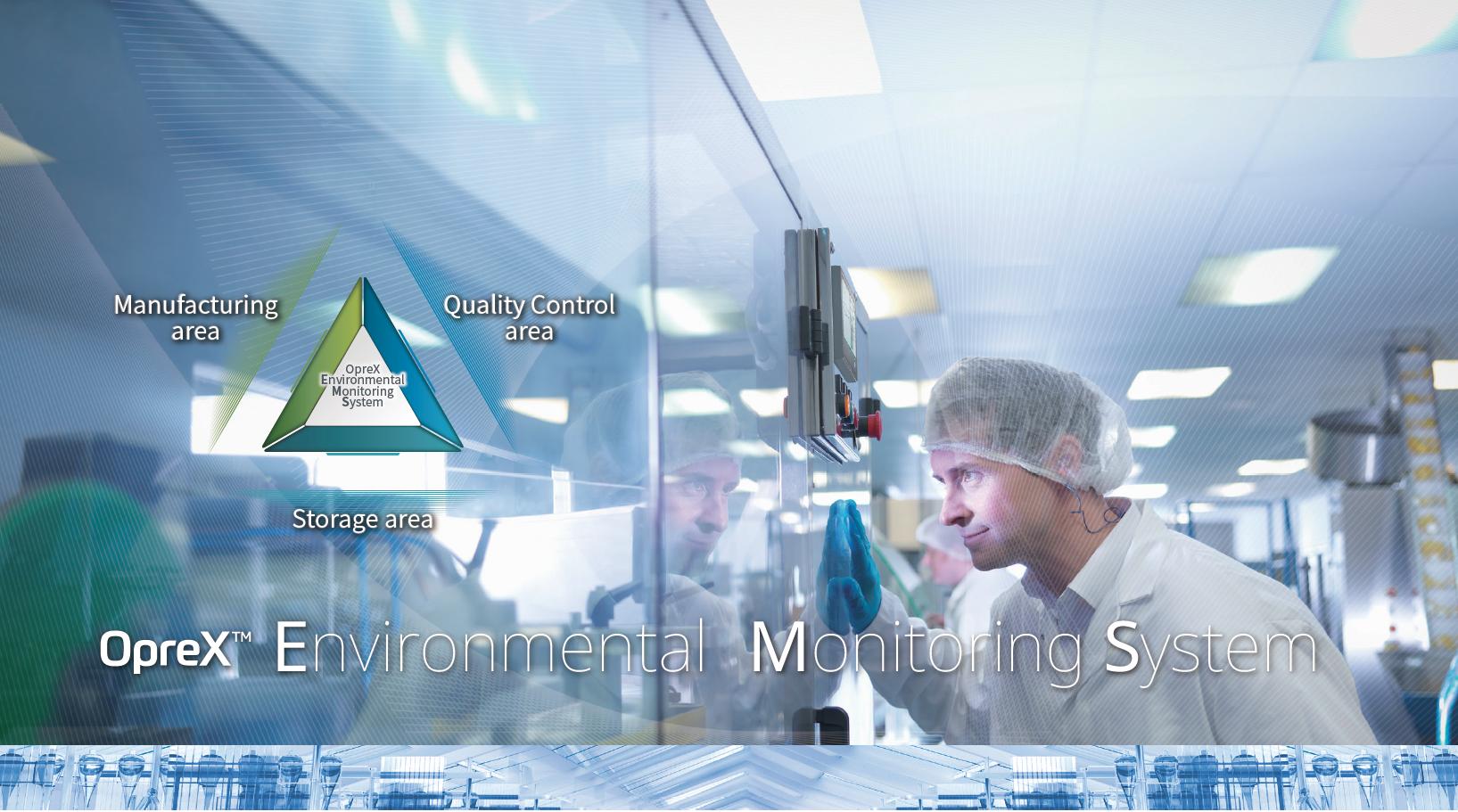 OpreX Environmental Monitoring System thumbnail