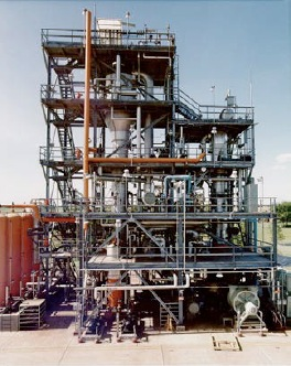 FRI Pilot Plant at OSU in Stillwater, OK