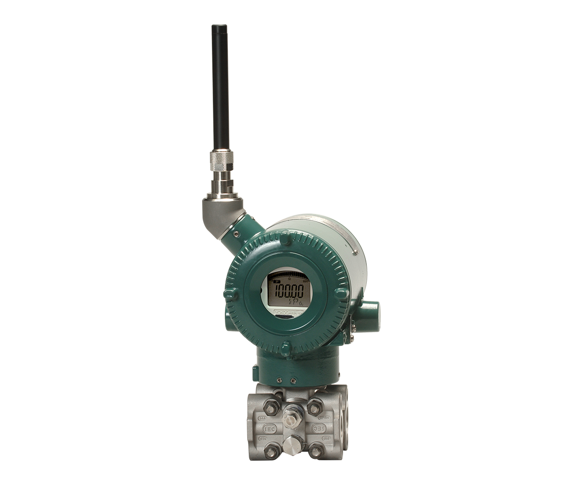 EJX110B Wireless Differential Pressure Transmitter thumbnail