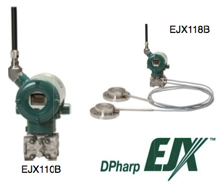 EJX110B and EJX118B