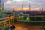 Malaysian Gas Processing and Transmission Company,  Malaysia