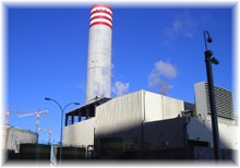 BBE combined cycle power plant