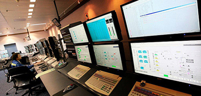 New central control room (CCR)