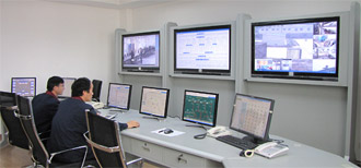 Production management center