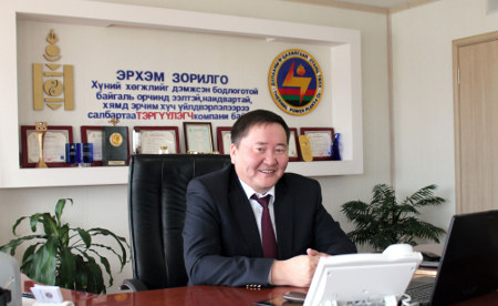Mr. J.Osgonbaatar