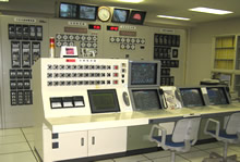 Control Room - Itoigawa Power Plant