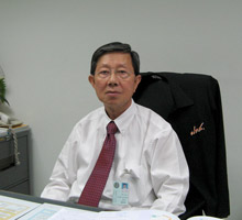 Vithaya Anuvongnukroh, Director of MWA
