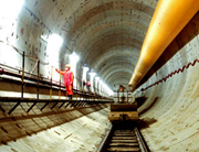 Deep tunnel sewage system (DTSS)