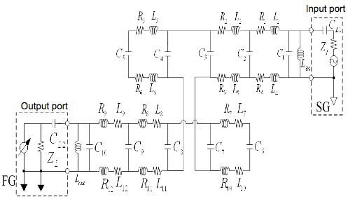 Figure 3 Equivalent circuit