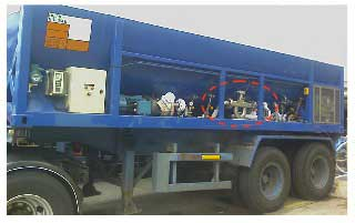 Figure 8 Application Example in a Road Tanker