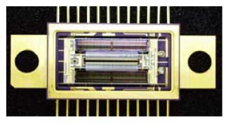 Figure 4 Highly-integrated and high-sensitive array sensor
