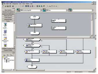 Figure 6 Diagnosis Algorithm Builder Screen