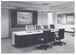 Figure 1 Example of a Modern Central Supervisory Room