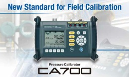 CA700: New Standard for Field Calibration