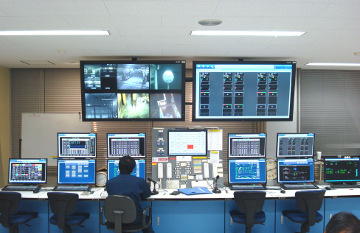 New control room with CENTUM VP