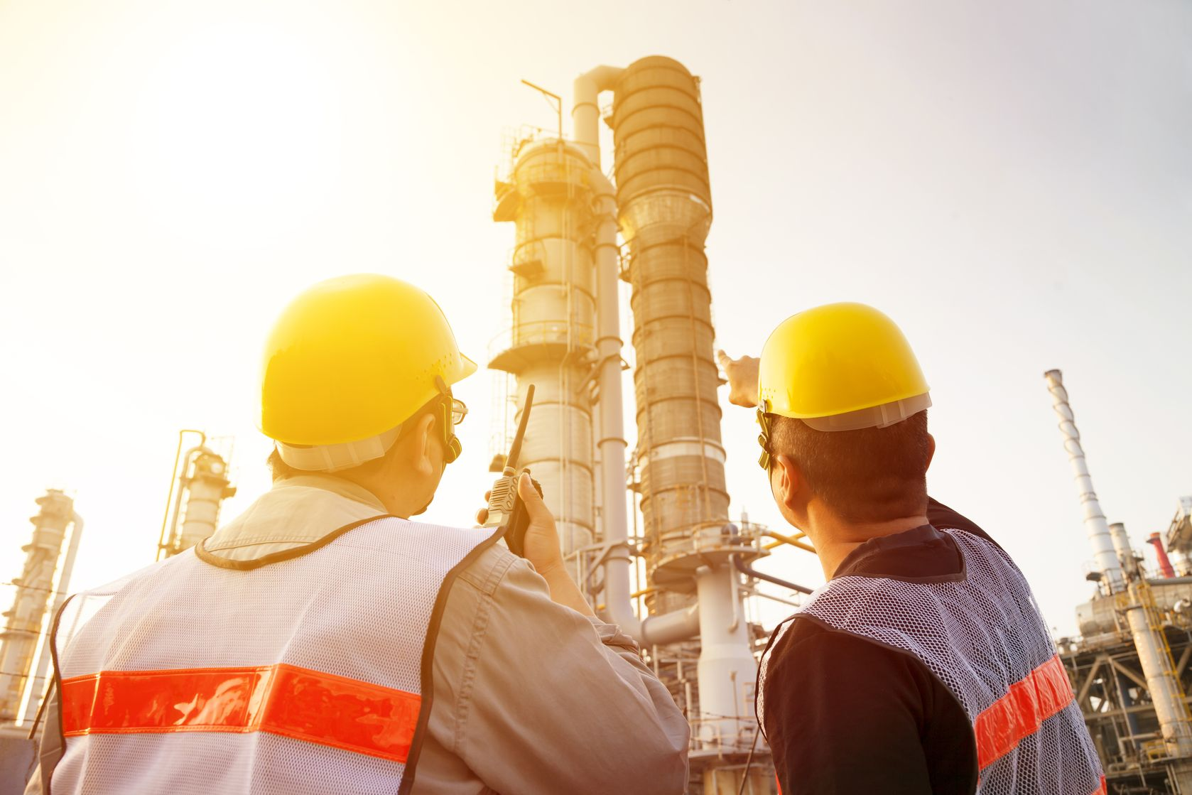 Challenges for Customers: The challenges for end-users and EPC's face  can be summed up as: safety-first operation, maintaining plant performance, and reducing project and operating costs.
