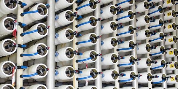 Desalination vista en miniatura