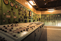Control room image