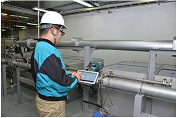 Device management for inspections in the field