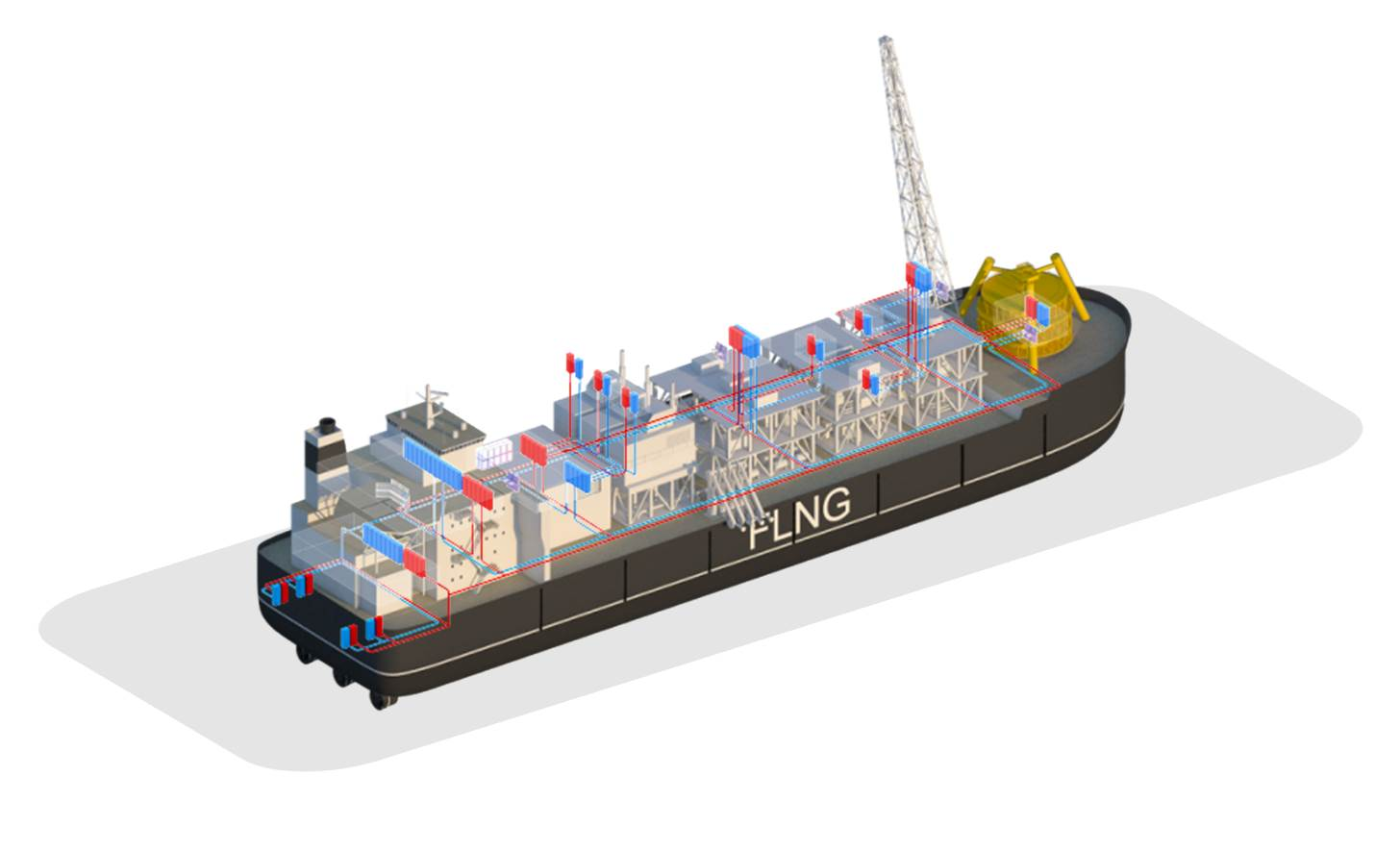 Floating LNG (FLNG)