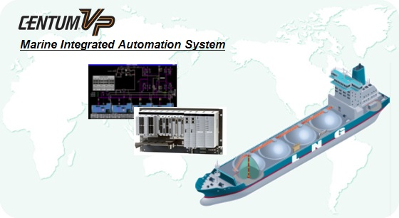 Marine Integrated Automation System