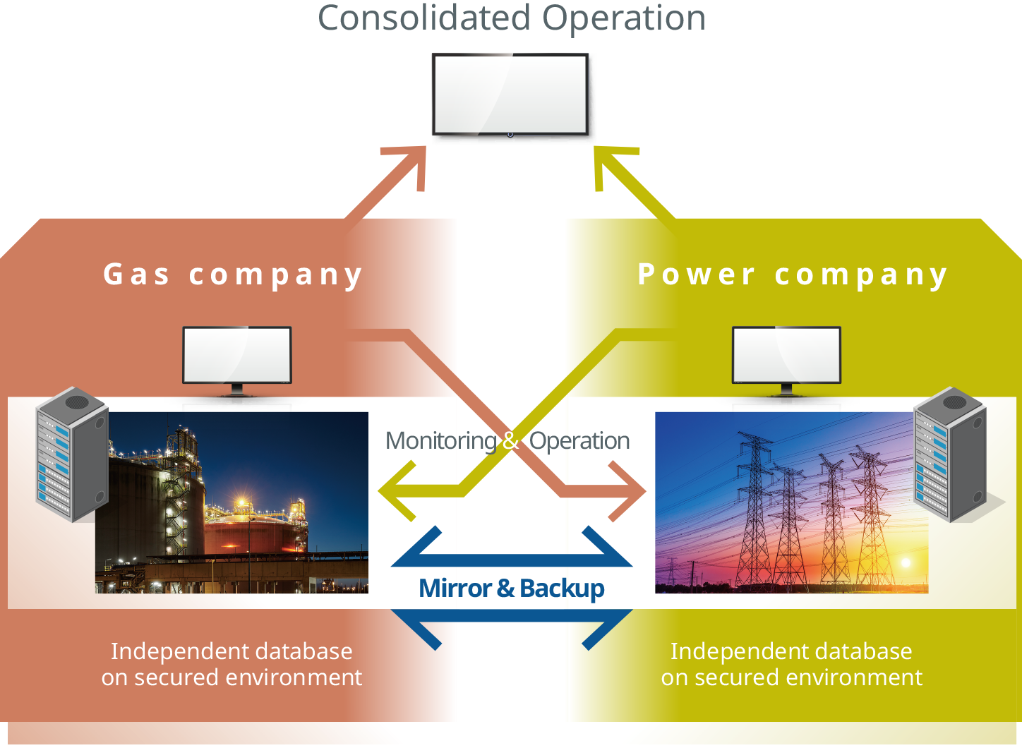 Consolidated Gas-to-Power System