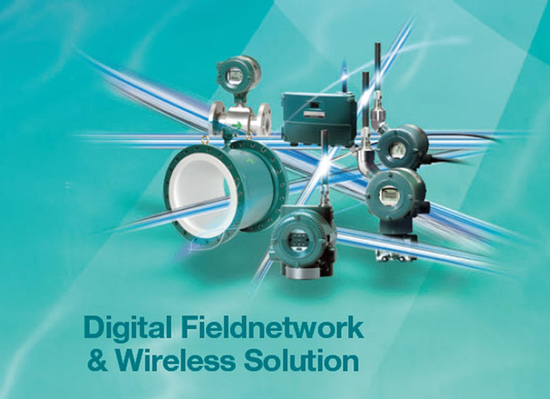 Digital Fieldnetwork & Wireless Solution