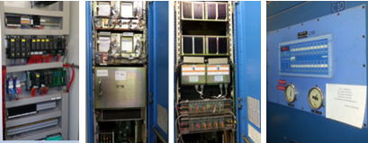 DeltaV, Rosemount RS3, and PLC