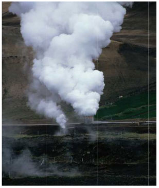 geothermal steam