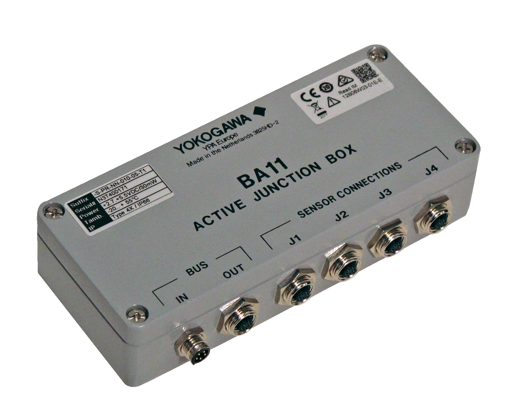 BA11 Active Junction Box