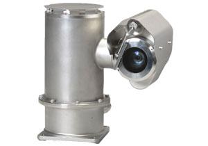 防爆形・屋外形パンチルトズーム CCTVカラーカメラ Full HD IPタイプ thumbnail
