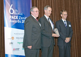 The PACE Zenith Award