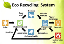 Eco Recycling System
