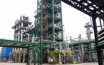 The Puyang MTO plant