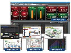 データロギングソフトウェア GA10 thumbnail
