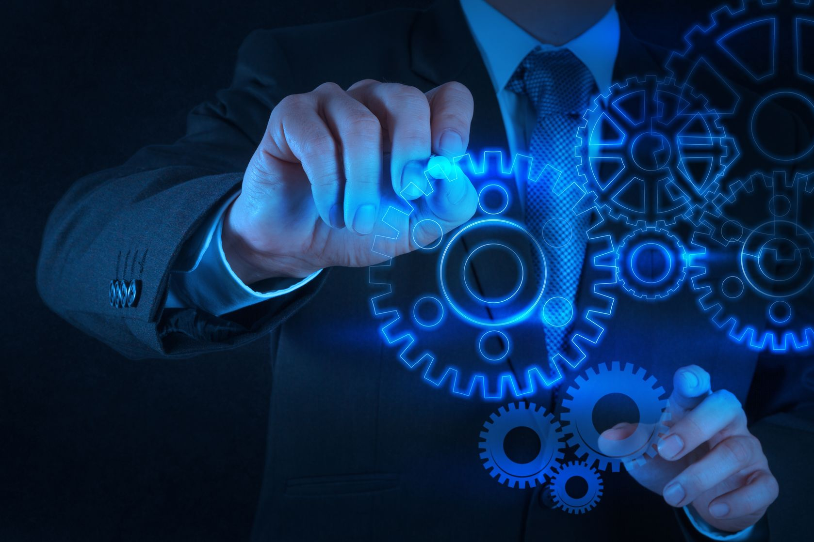 role of technology in production and operation management Changes in the role of production and operations management in the new economy  production and operations management,  such as the airlines who use technology.