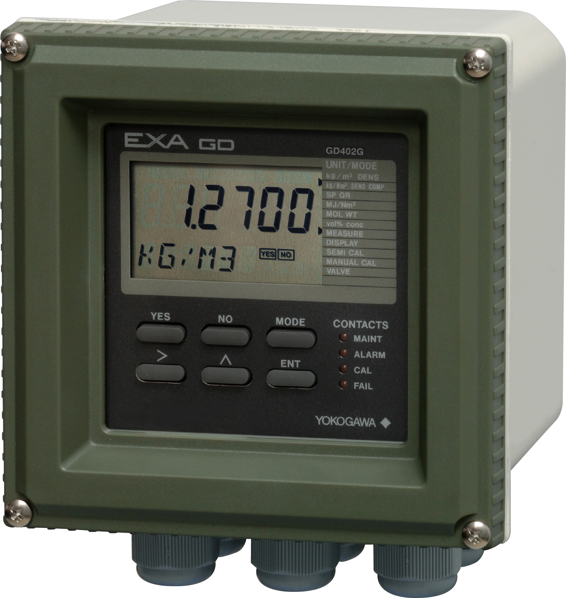 GD402/GD40 Gas Density Analyzer thumbnail