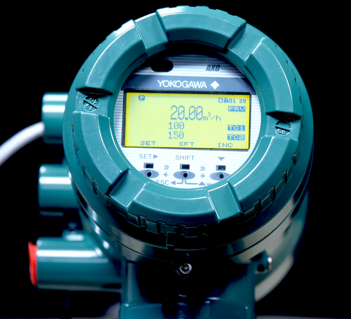 ADMAG TI - AXG with EtherNet/IP Communication Functionality thumbnail