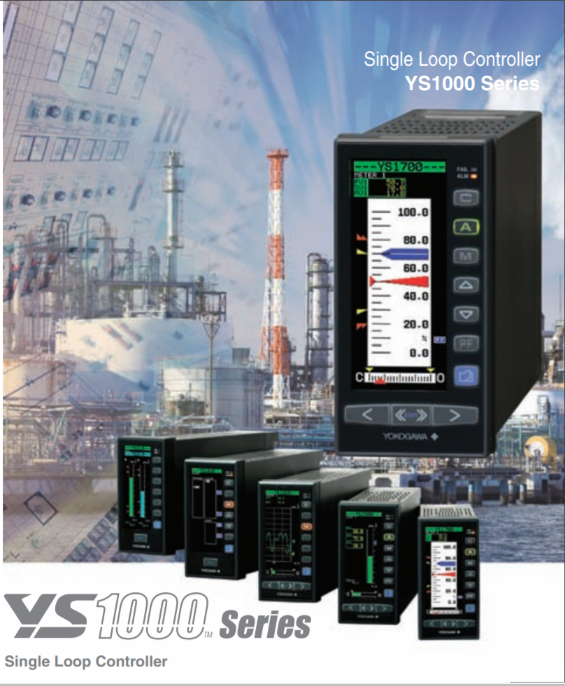 An Alternative to the Siemens / Moore 352PLUS™ & 353 | Yokogawa America