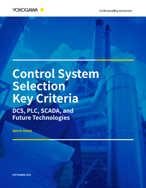control system selection guide